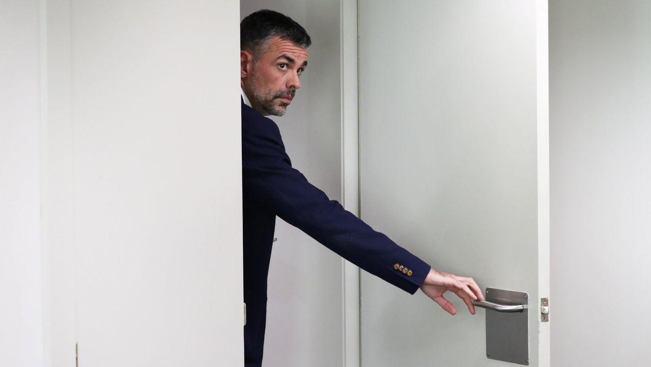 Santi Vila, exconsejero del Gobierno catalán