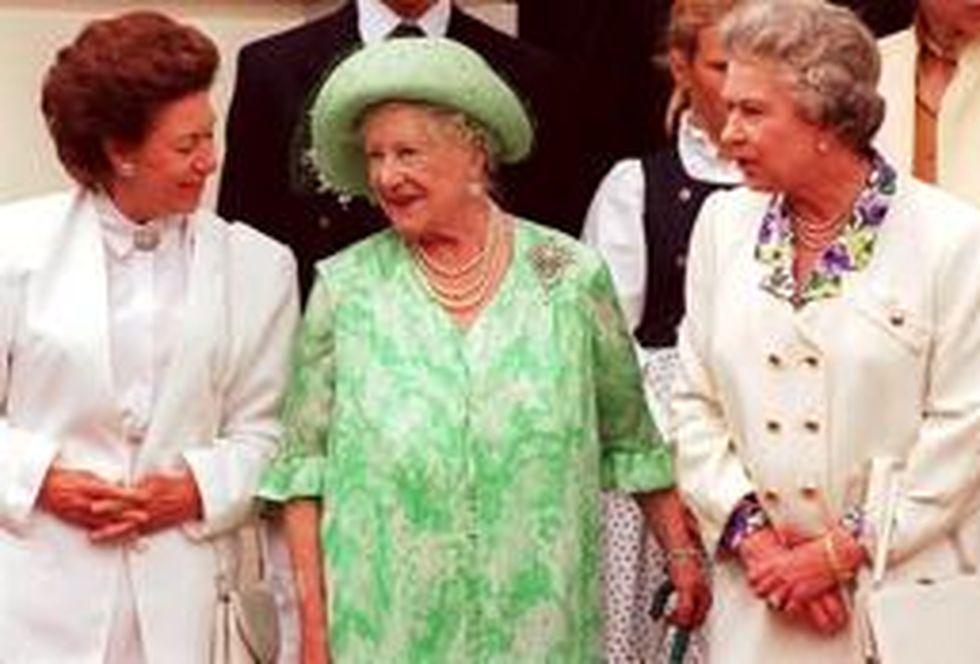 La Reina Madre Muere Mes Y Medio Despues De Perder A Su Hija Margarita