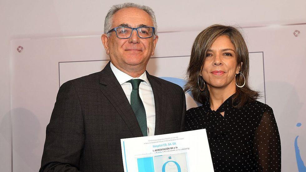 Cosaga, pionero en Ourense en una acreditación sobre calidad asistencial