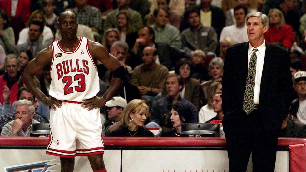 aguacero Comandante Pero  La historia de un ganador llamado Michael Jordan