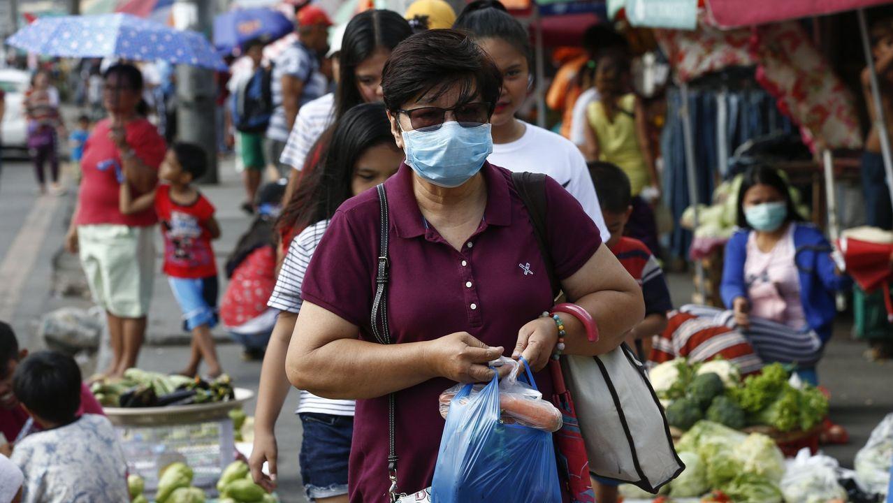 Más de un millón de mascarillas llegan a Zaragoza procedentes de China.Pablo Isla, en una imagen de archivo