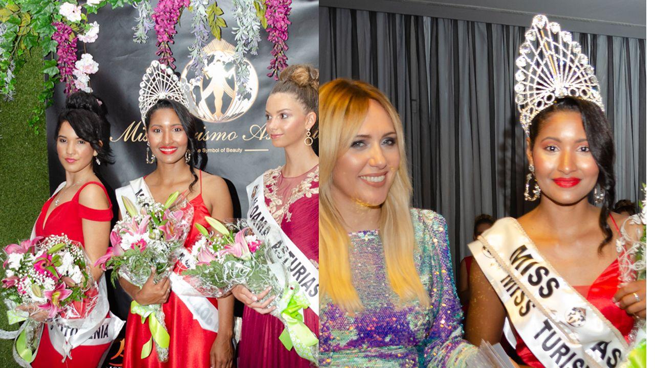 El posado real en Marivent.Imágenes de la final regional de Miss Turismo Asturias 2019