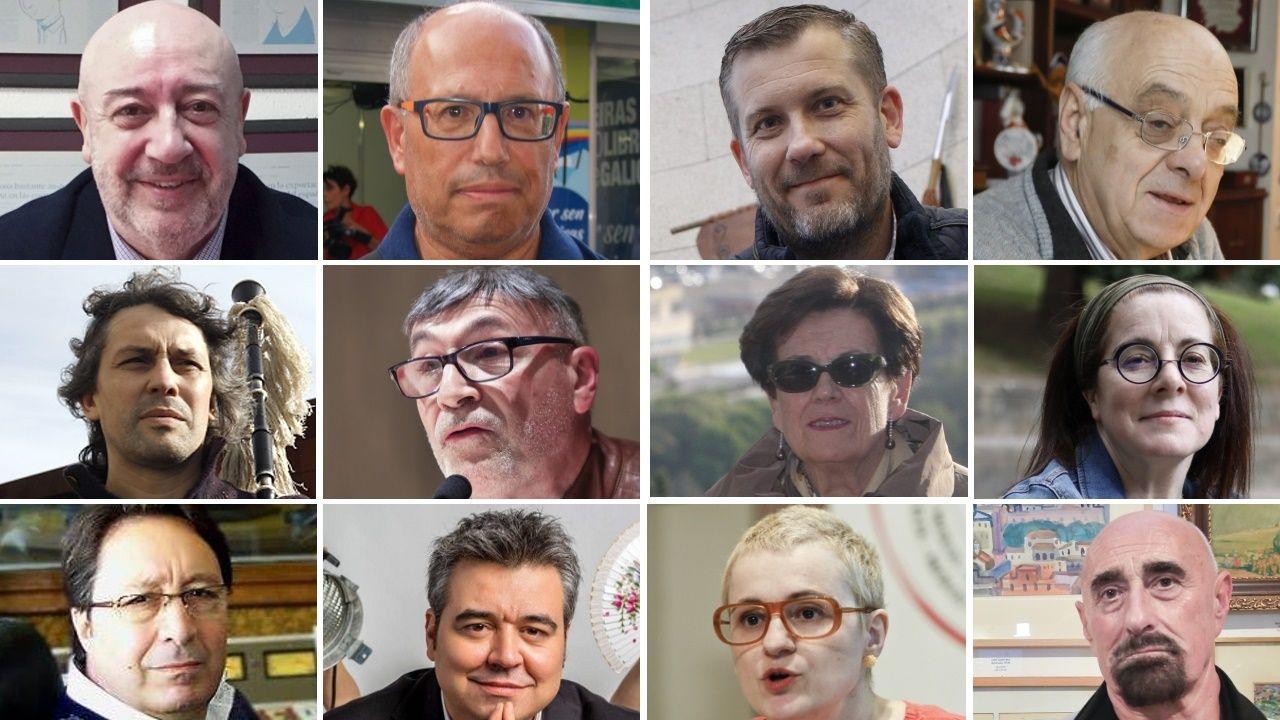 Doce personalidades del mundo de la cultura y la historia de Lugo analizan cómo afrontan el San Froilán de la pandemia por coronavirus