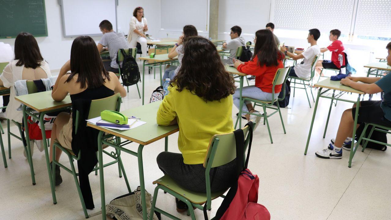 Actividades como el Rebumbio matemático, un campeonato de Matemáticas para primaria, favorecen el interés de los alumnos por la materia