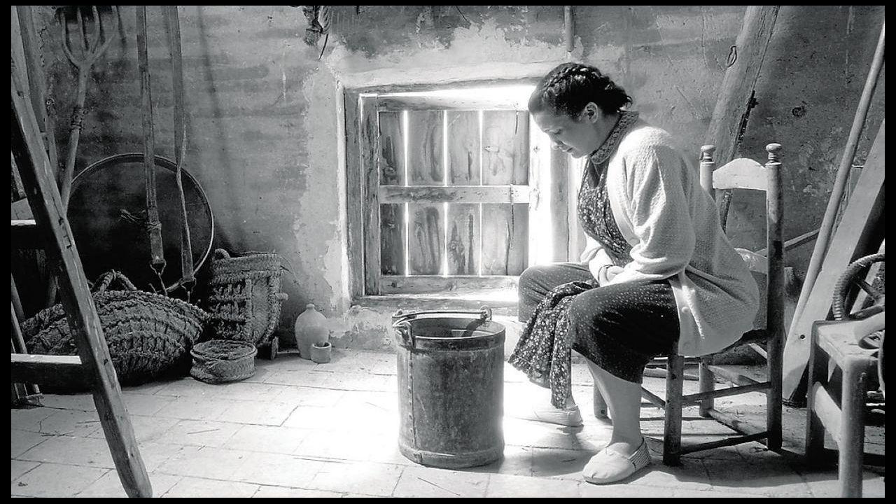 Fotograma del filme de Rubén Buren «Maquis»
