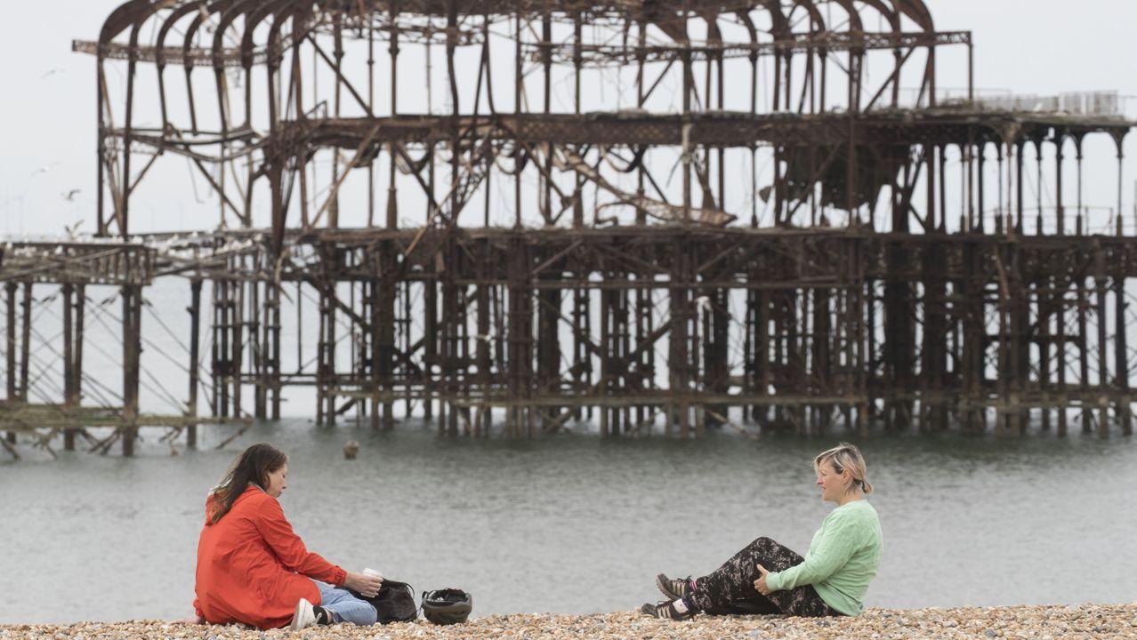 Brighton, en Gran Bretaña