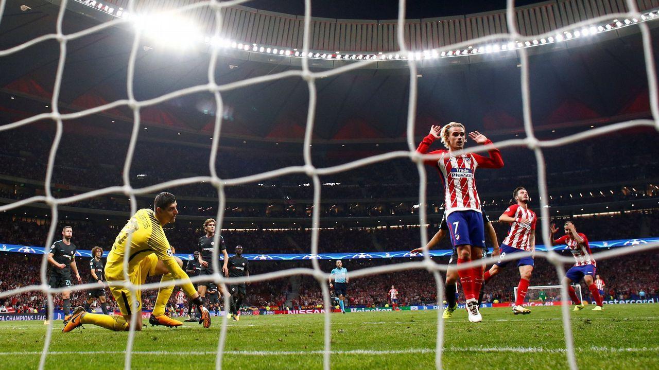 Celta - Atlético, en imágenes
