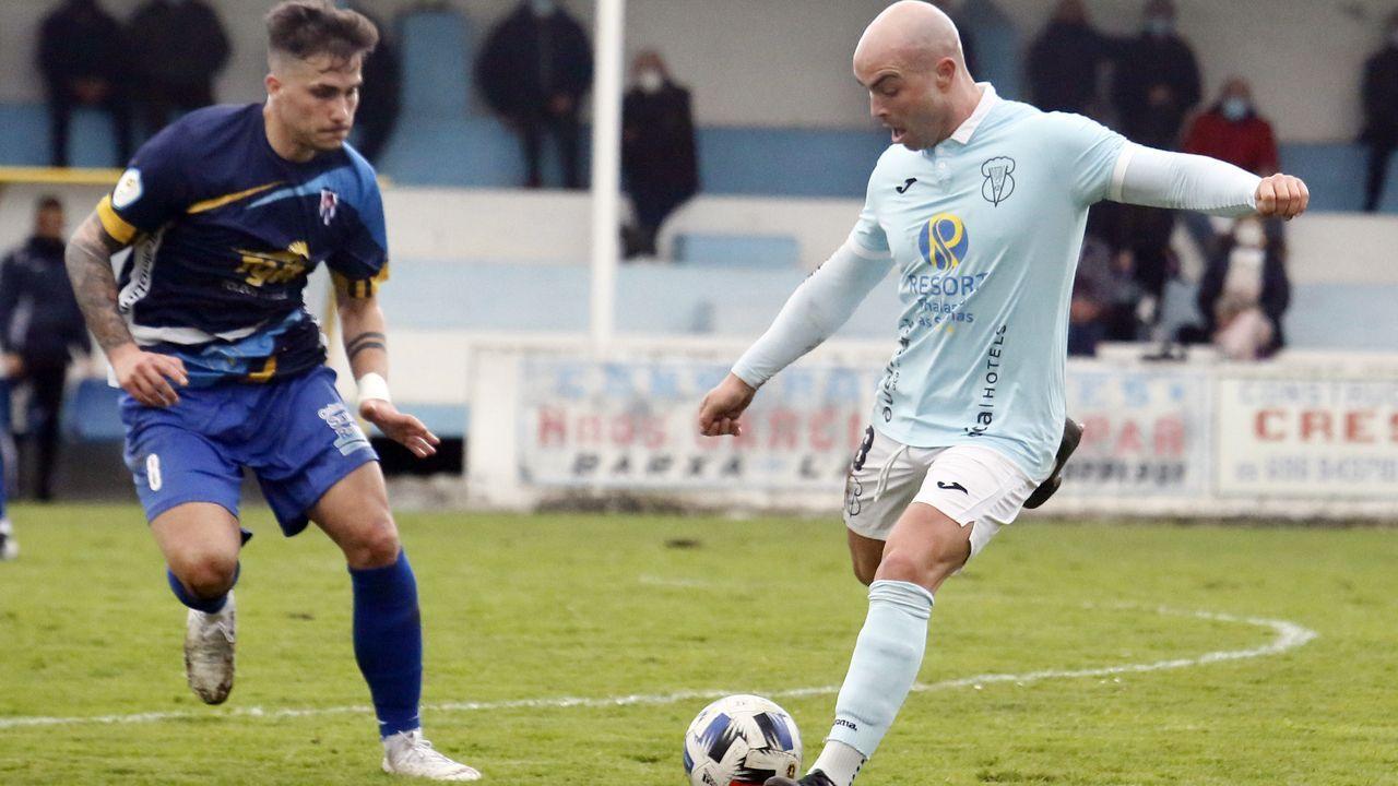 Siete futbolistas brasileñas comparten vestuario en Burela