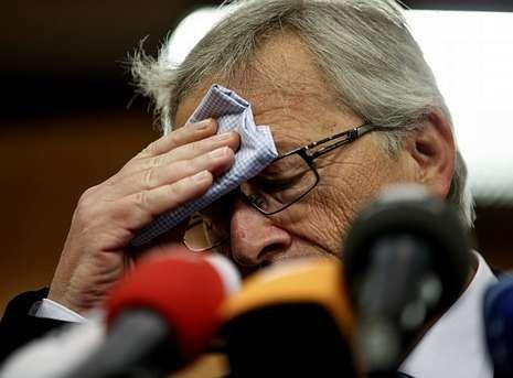 Juncker confía en ser presidente de la Comisión Europea con el apoyo de los socialistas.