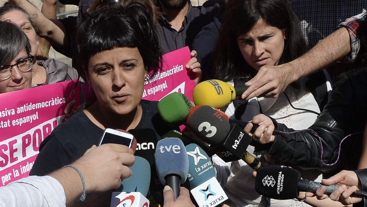 Anna Gabriel, de la CUP