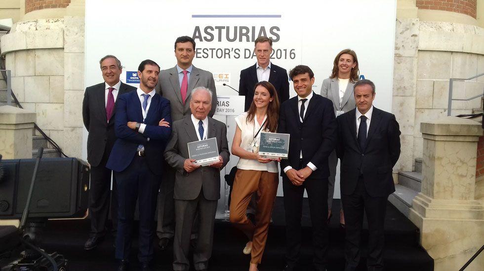 Un afgano que sueña con ser médico.La clausura del «Asturias Investor's Day 2016»