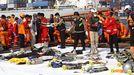 Accidente aéreo en Indonesia