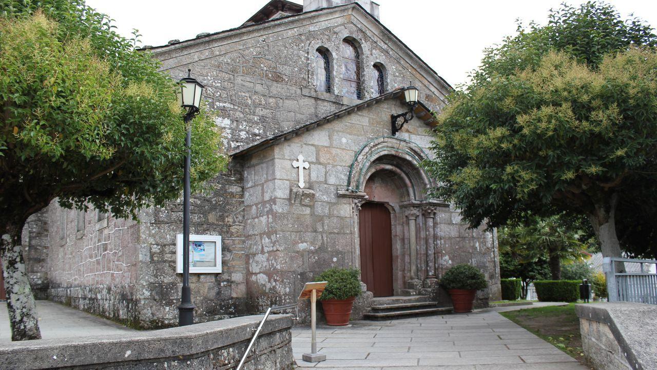 Iglesia de Palas de Rei
