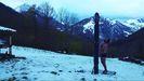 Fotograma de la película 100 días de soledad