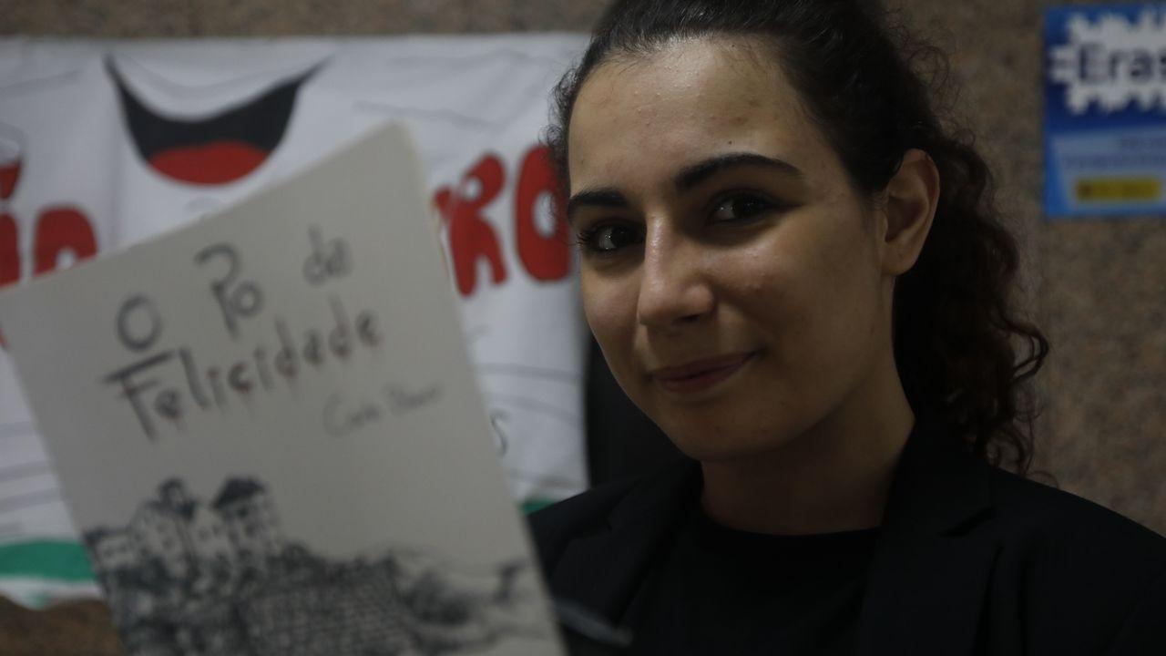 Carla G. Blanco publica su primera novela con 17 años, aunque quiere ser directora y guionista de cine y series