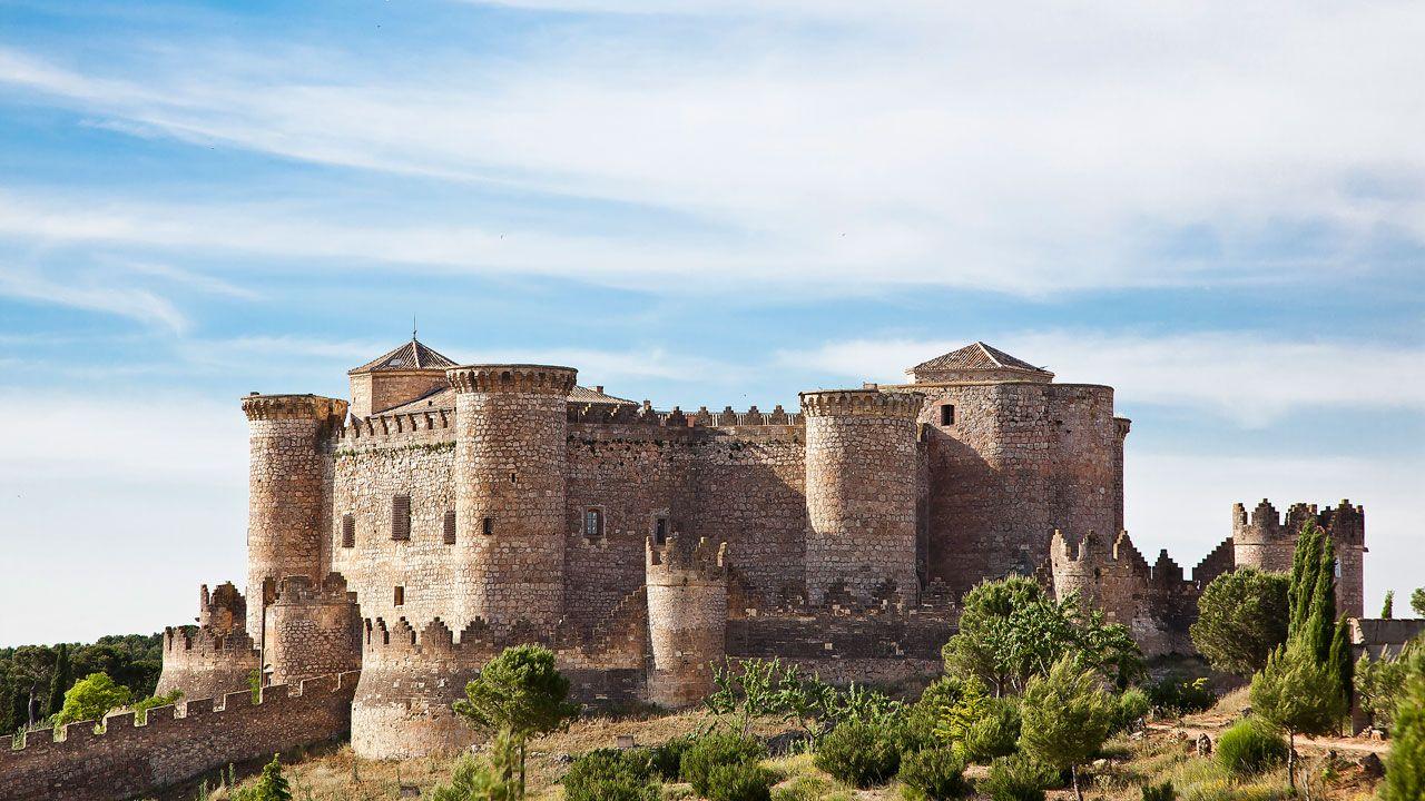 Castillode Belmonte