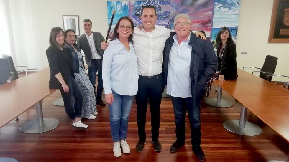Muxia. Alcalde, Iago Toba (PSOE)