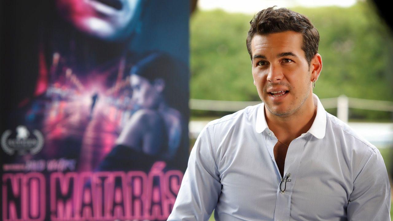 Spot de Saco 7.Mario Casas, este octubre en el Festival de Cine Fantástico de Sitges