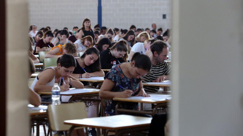 Oposiciones de profesorado en Ourense