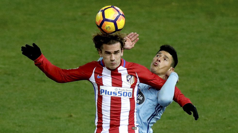 Las mejores fotos del Deportivo-Atlético