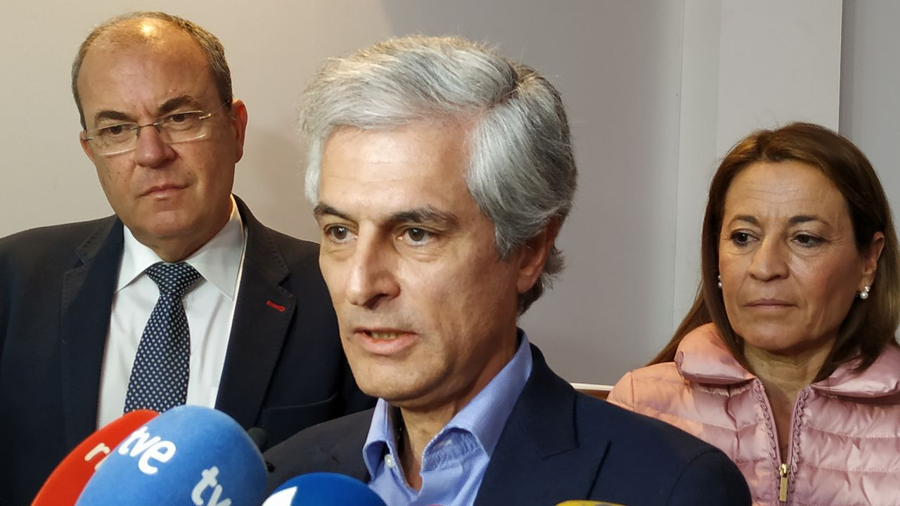 Suárez Illana se muestra dispuesto a dialogar con todos los partidos, excepto los que siembren discordia y generen odio