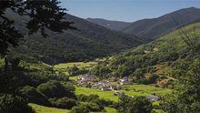 La aldea de Moal, en Cangas del Narcea