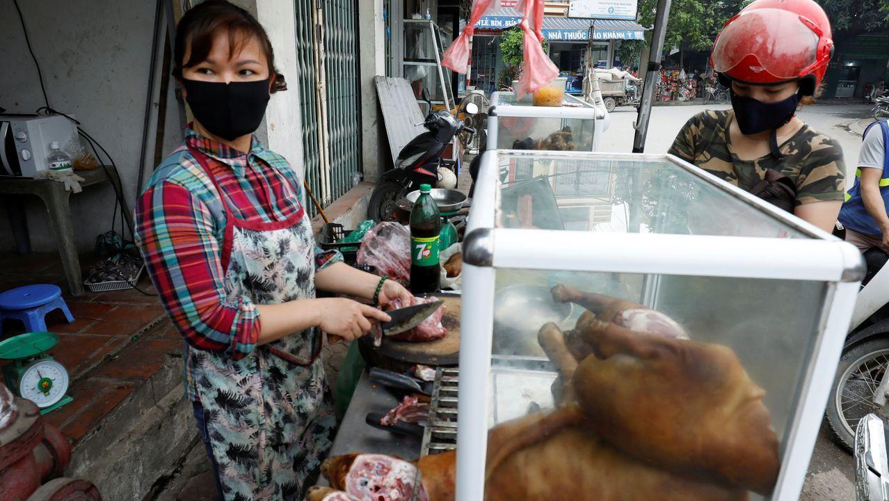 En Vietnam no se han registrado casos en la última semana