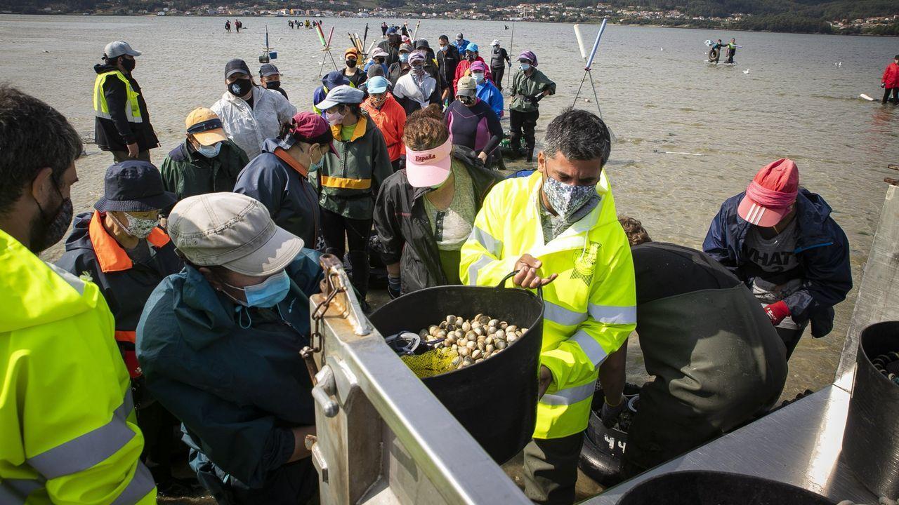 XXVIIIXornadas Técnicas de Pesca Expomaren Burela