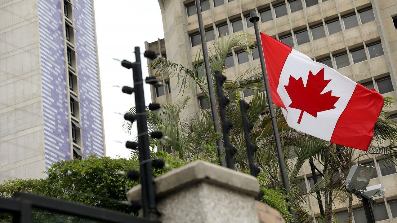 Canadá ha suspendido temporalmente las actividades de su Embajada en Venezuela