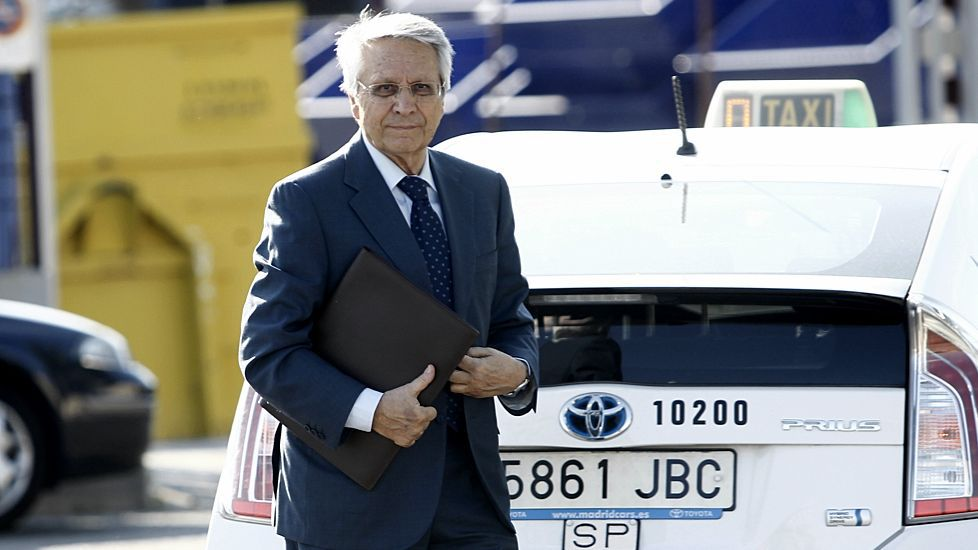 Banqueros en el banquillo.Julio Fernández Gayoso, copresidente