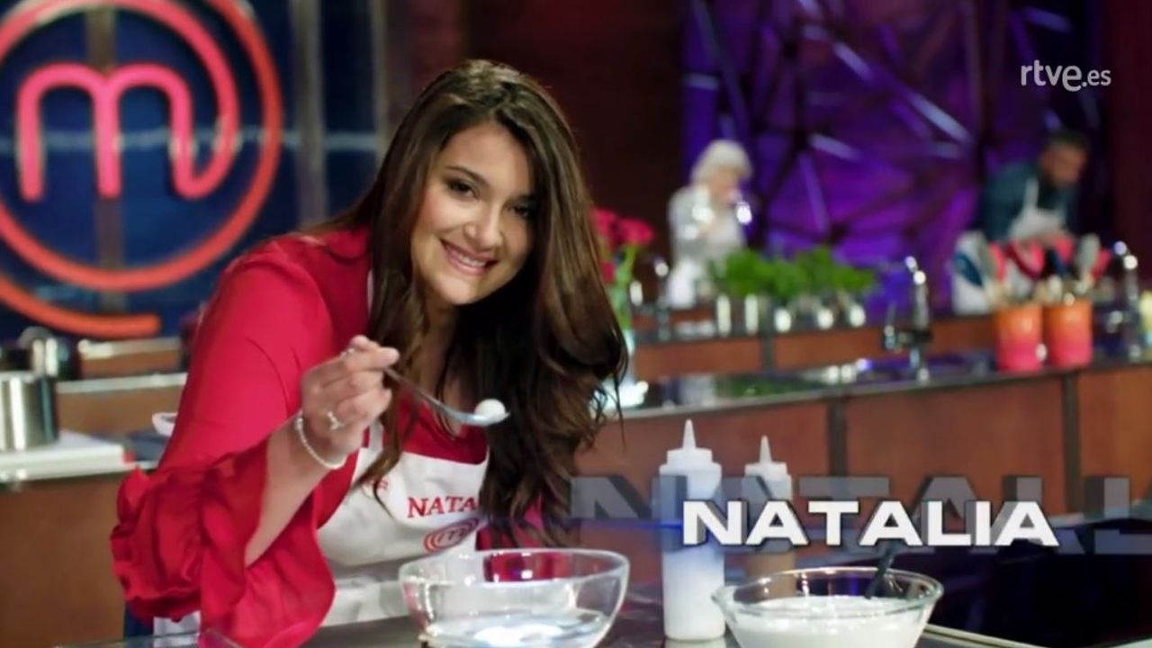 Natalia, la ganadera asturiana y diseñadora de lápidas de MasterChef
