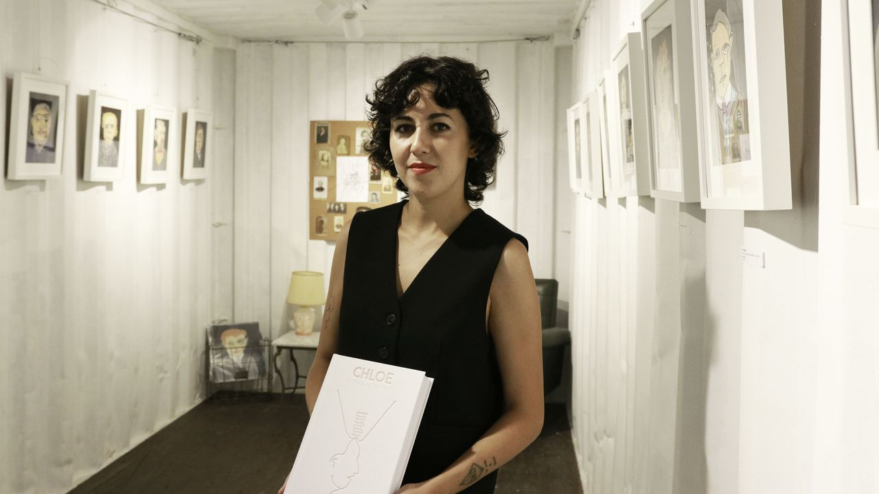 La artista Nia Aydillo expone en Mur Marxinal