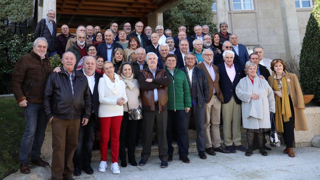 Pleno del concello de Vigo.TAP trae a Santiago la ruta de Lisboa que en el 2018 dejó de operar en Peinador y Alvedro, en la foto