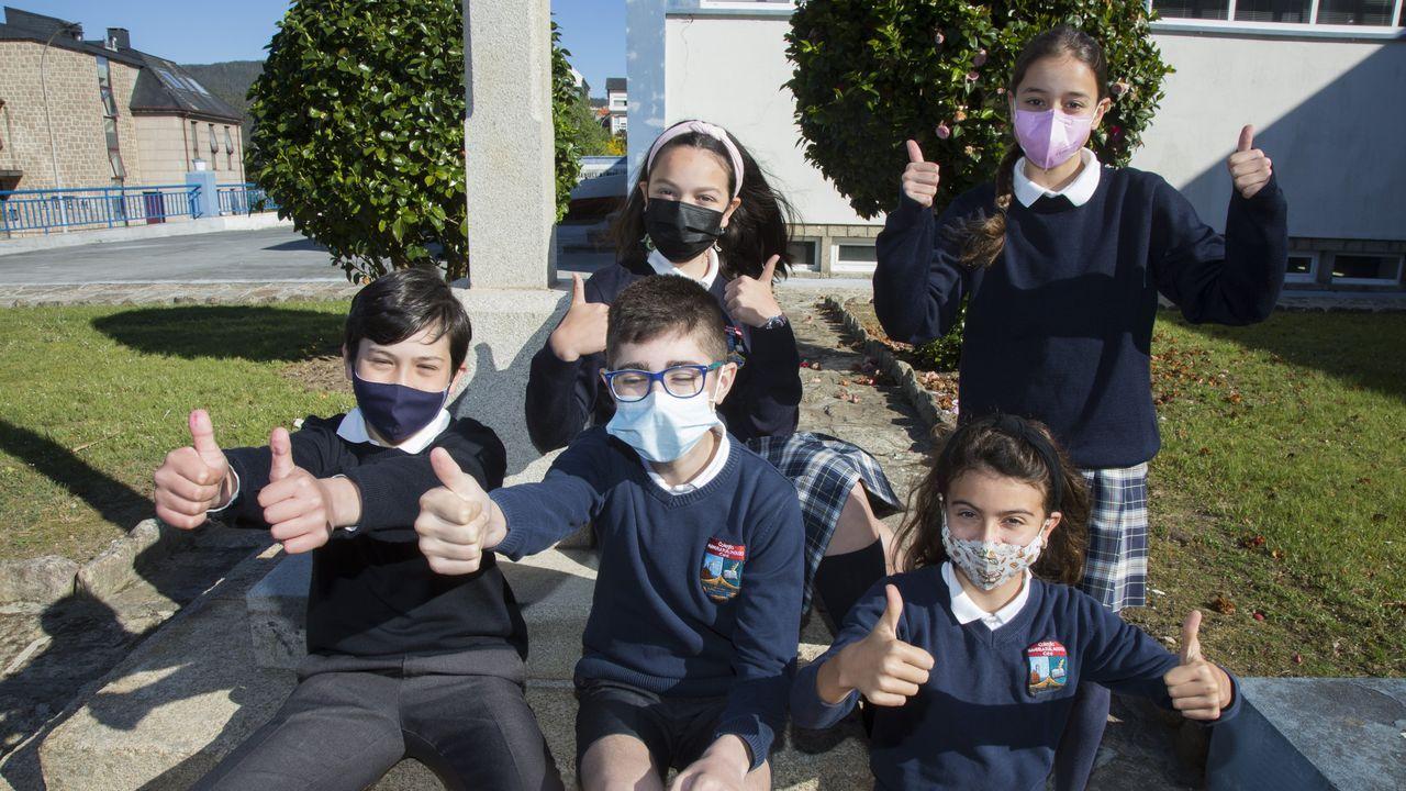 El peatón trata de ganar la batalla a los vehículos en las ciudades gallegas