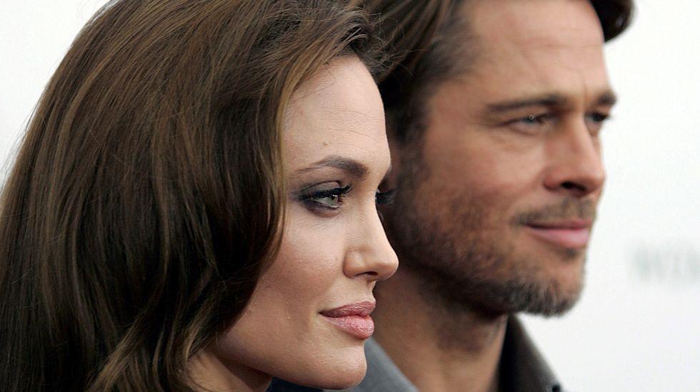 Brad Pitt, en terapia para dejar la bebida tras su ruptura con Angelina Jolie