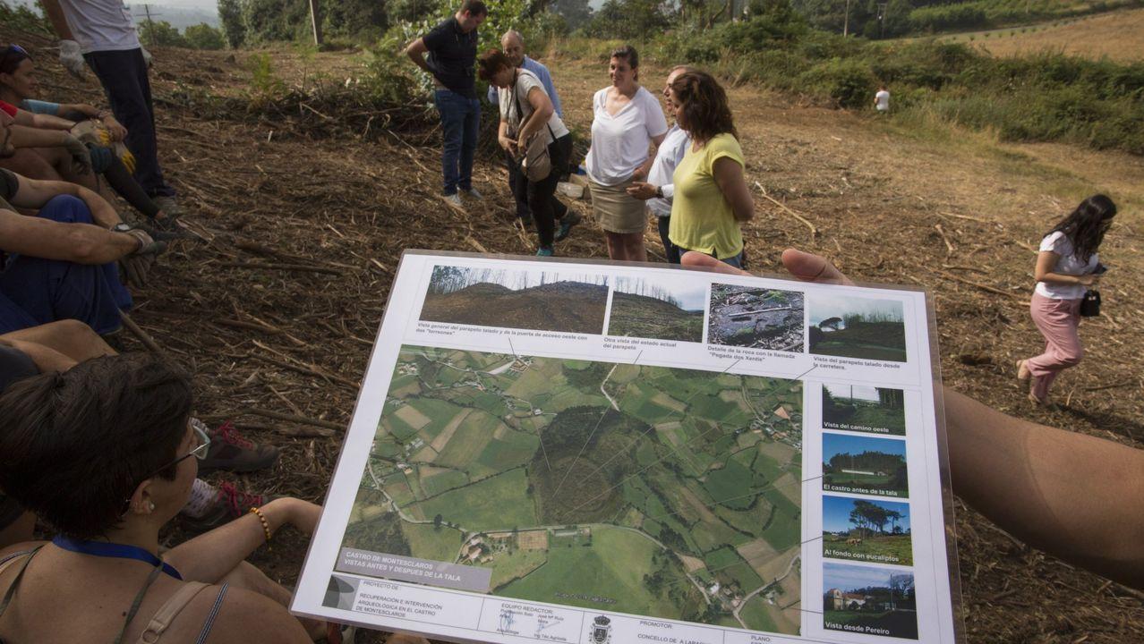 «Llevamos con este problema desde el Hortensia».REfinería Coruña