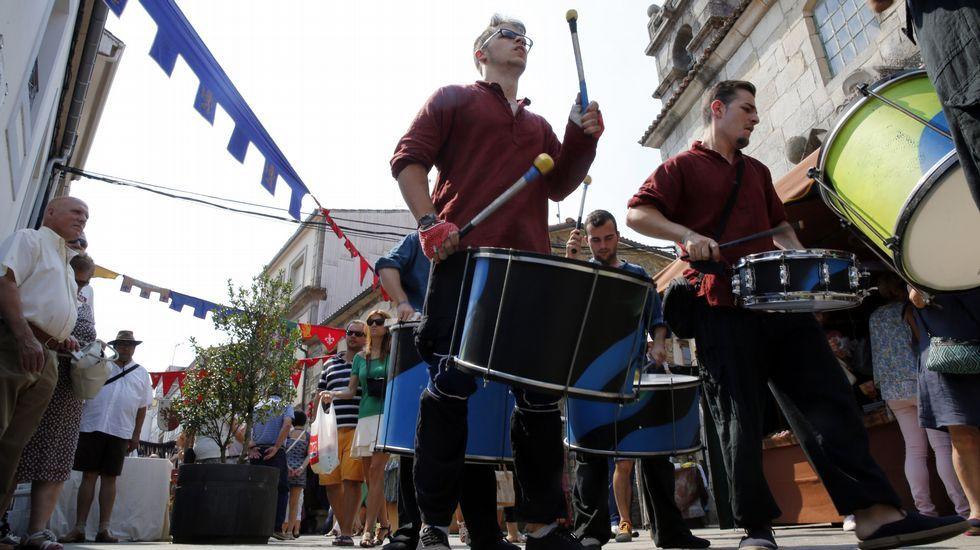 Fiestas de San Roque en Melide