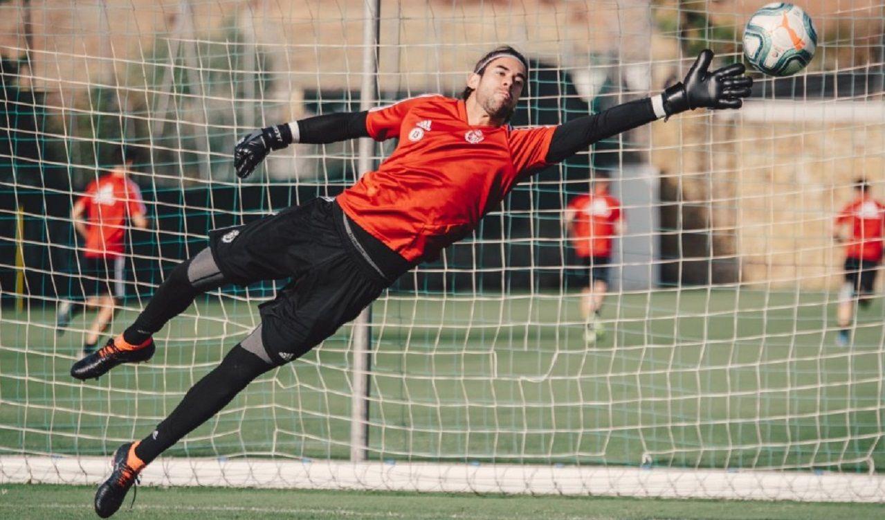 Francesc Arnau en el Carlos Tartiere