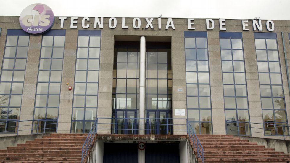 Ellos son la élite de la investigación gallega.El centro tecnológico de Anfaco cuenta con 88 profesionales.