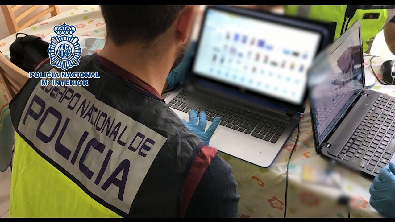 Violento atraco en Tarragona... para obtener 145 euros.Los agentes localizaron ramificaciones de la trama por toda España tras la detención de los ocho sospechosos