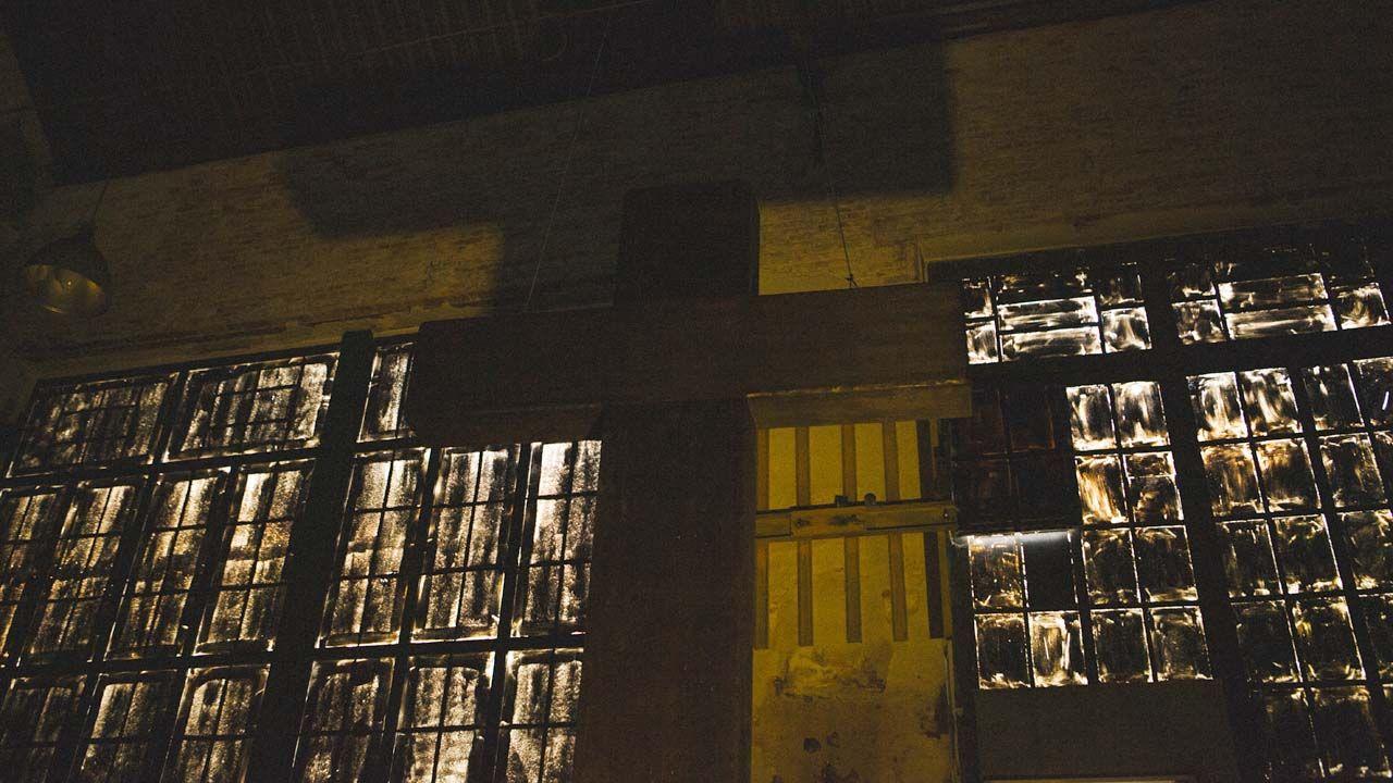 Espacio en el que se mostrará  la exposición sobre el Prado llamada «Kyrie», en la fábrica de La Vega