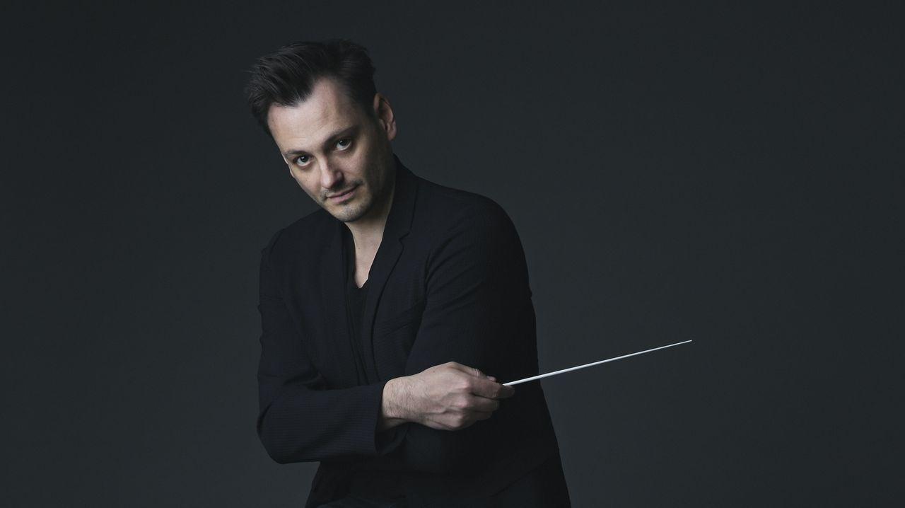 O violista ucraíno-británico Maxim Rysanov