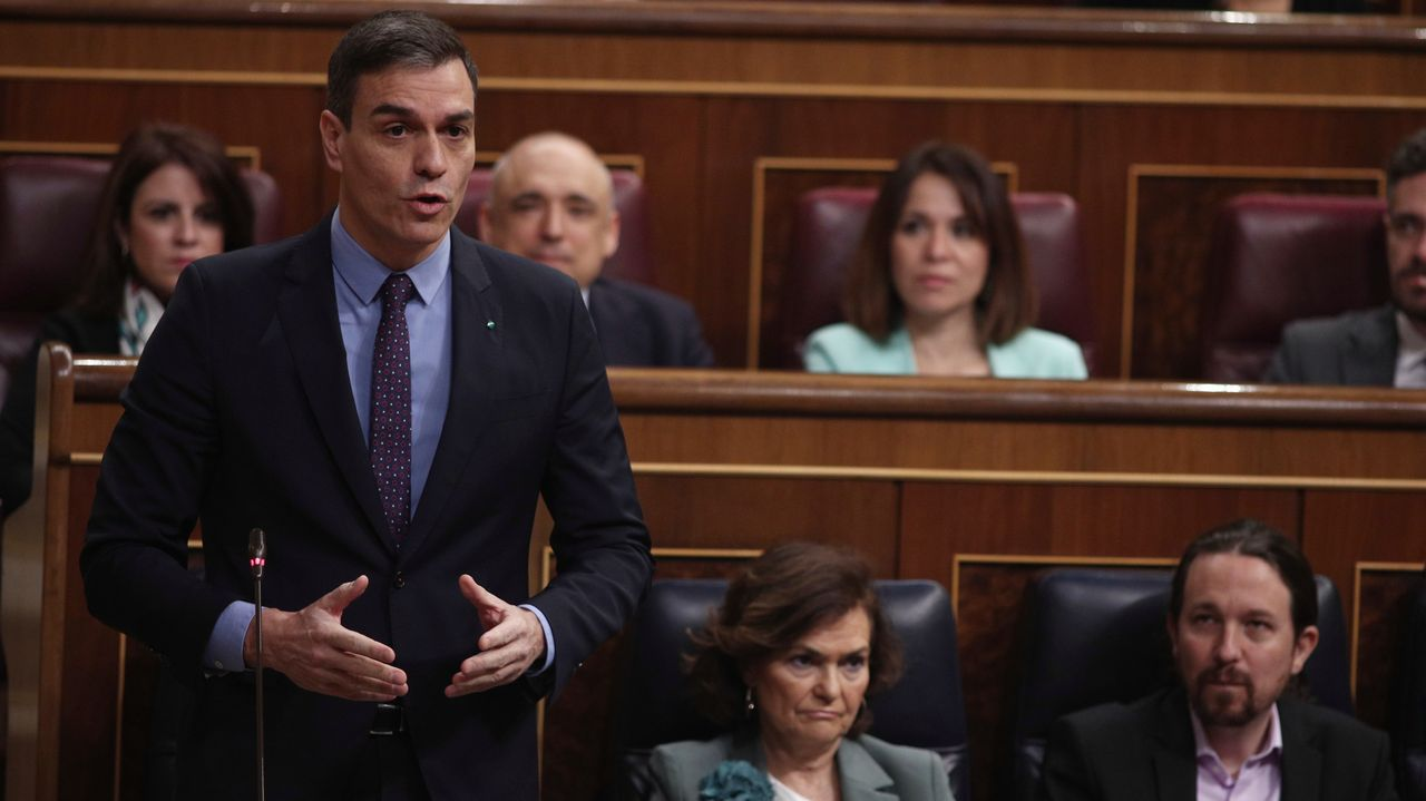 Fractura en el Gobierno de coalición a cuenta de la ley de libertad sexual.Dolores Delgado, fiscala general del Estado
