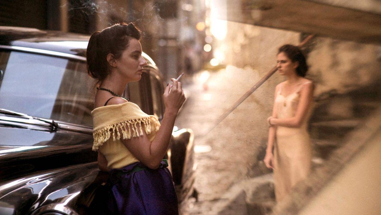 Fotograma del filme brasileño «La vida invisible de Eurídice Gusmão»
