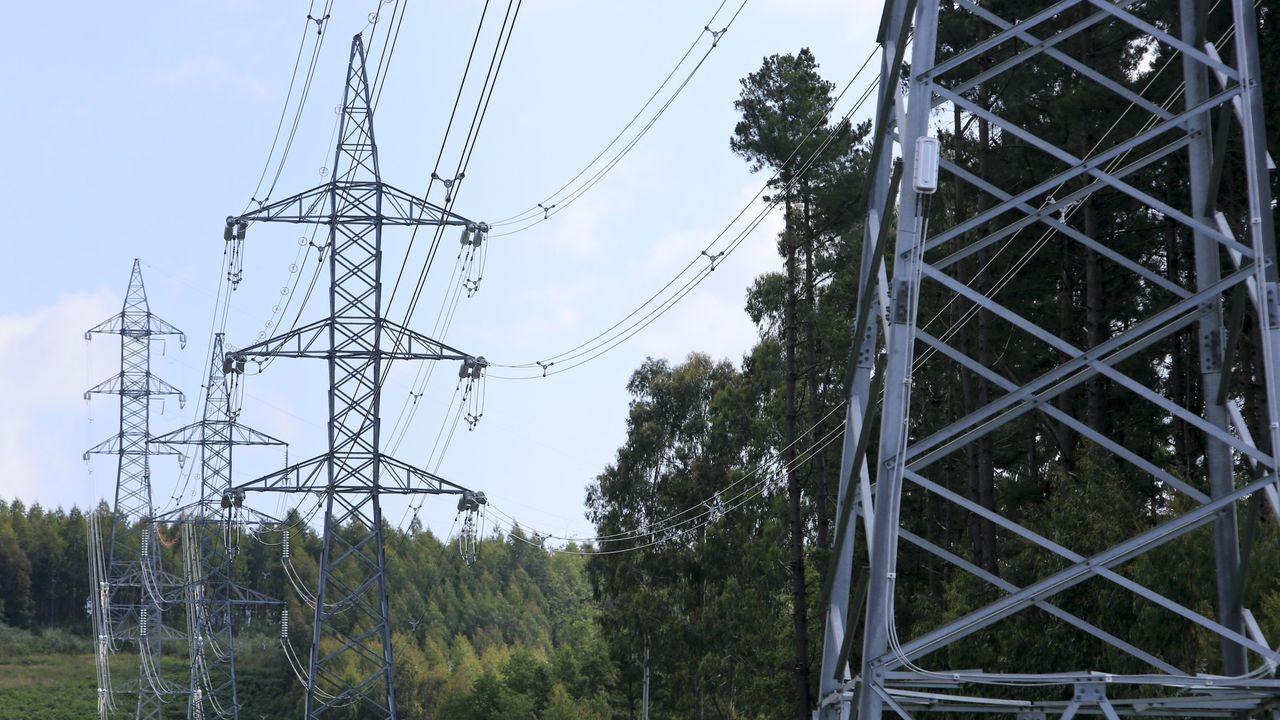 Instalaciones eléctricas en la provincia de Lugo