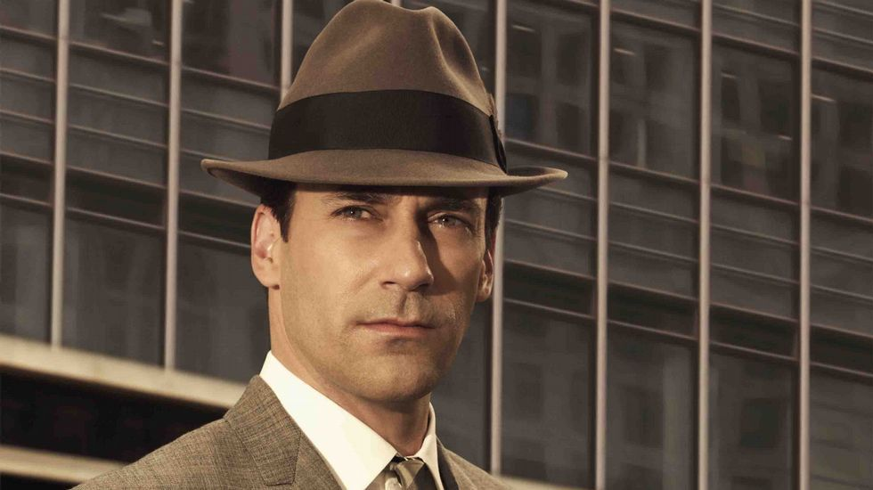Nueva York despide «Mad Men» con una escultura.El actor Jon Hamm, protagoninsta de Mad Men