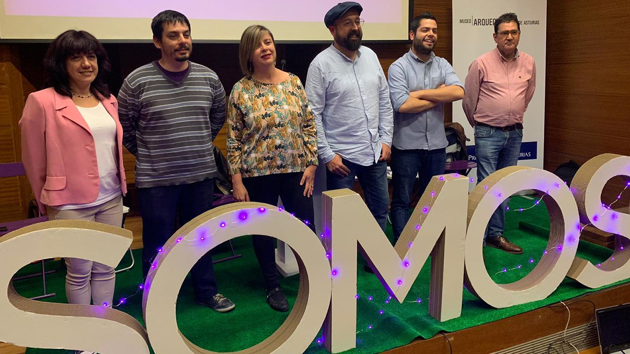 Gascona, sidra, sidrerías,.Somos Oviedo presenta el programa de su candidatura a las municipales