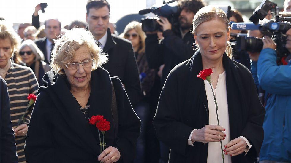 Homenaje en Atocha a las víctimas del 11-M