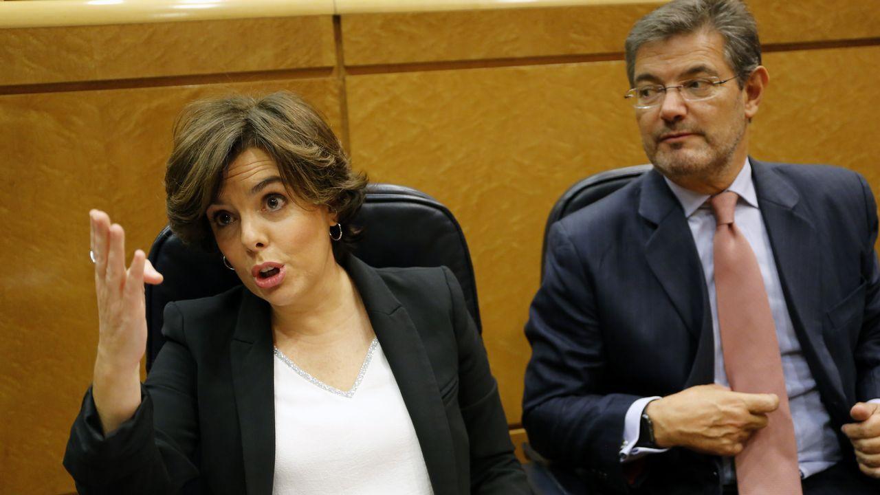 Las caras que pasan más desapercibidas del Gobierno de Rajoy.PLENO DEL CONCELLO DE A CORUÑA CON LA VOTACION DE LOS PRESUPUESTOS MUNICIPALES. EL ALCALDE XULIO FERREIRO BAAMONDE