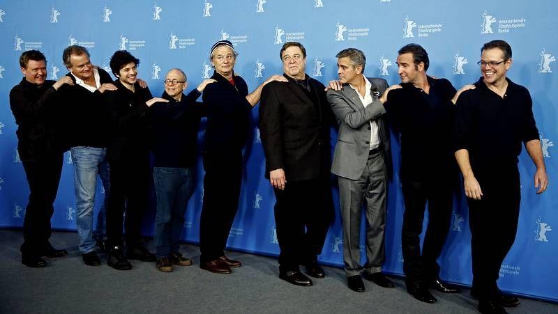 La actriz Catherine Deneuve, en la Berlinale.
